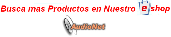 E-Shop de Audionet