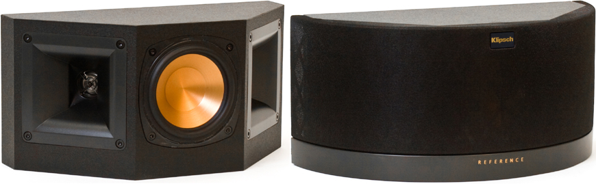 Bafle Central de 2 Vias con Woofer de 4.25´