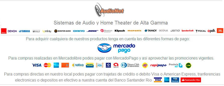 Audionet Sistemas de Audio y Home Theater